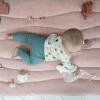 tapis de parc ocean pink little dutch