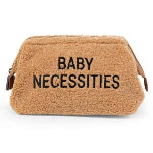 Trousse de toilette Baby Necessities Teddy Beige