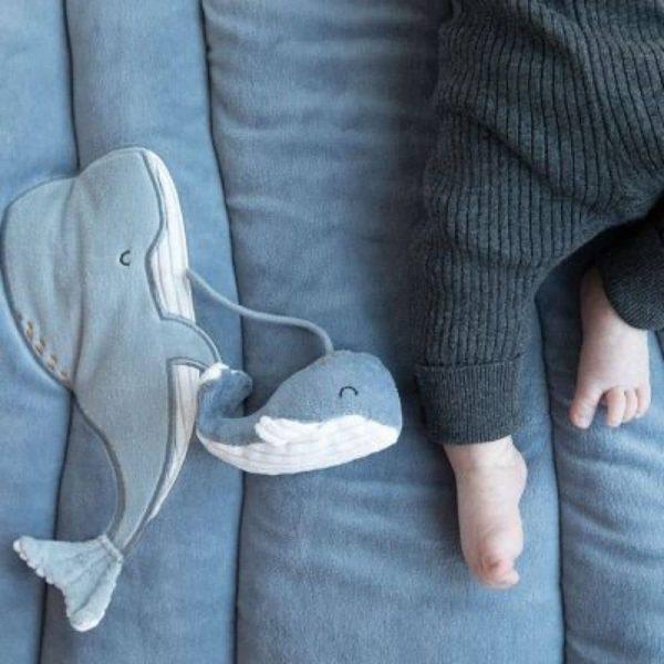 tapis de parc ocean blue little dutch