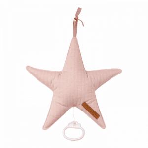 boite à musique étoile pure pink little dutch