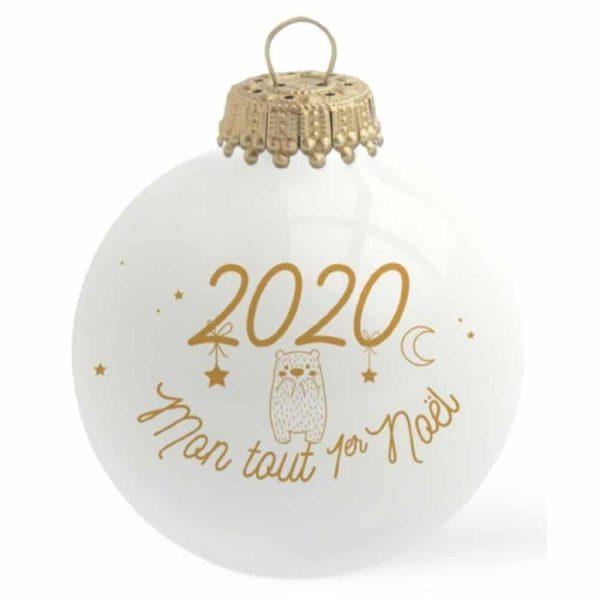 Boule de Noël Mon tout 1er Noël - Baubels