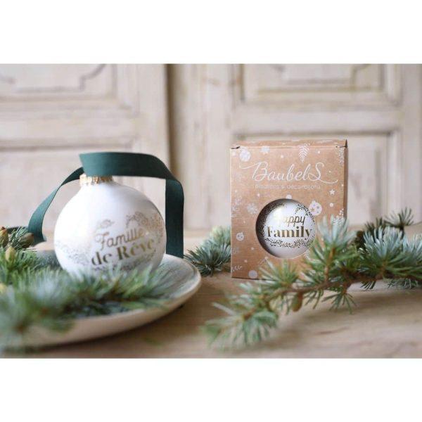 Boule de Noël Mon tout 1er Noël – Baubels