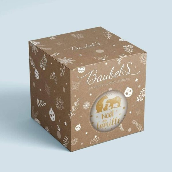Emballage Boule de Noël