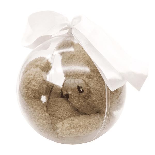 coffret doudou ours kiwi
