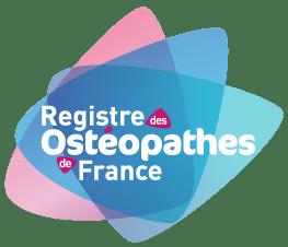 logo du registre des ostéopthes de france