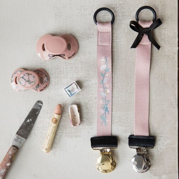 attache tétine faded rose elodie details (2)