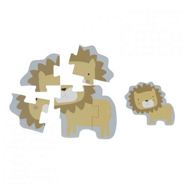 Puzzle Zoo Little Dutch