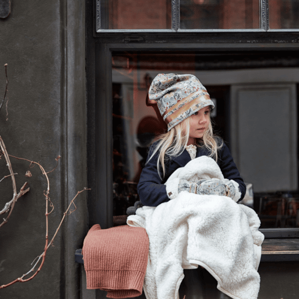 Couverture enfant polaire Shearling - Elodie Details