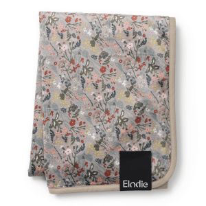 Couverture enfant polaire Vintage Flower - Elodie Details