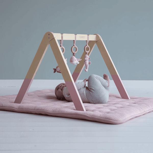 Arche d'éveil Ocean Pink Little Dutch