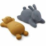 Set de 2 jouets pour le bain Vikky - Liewood