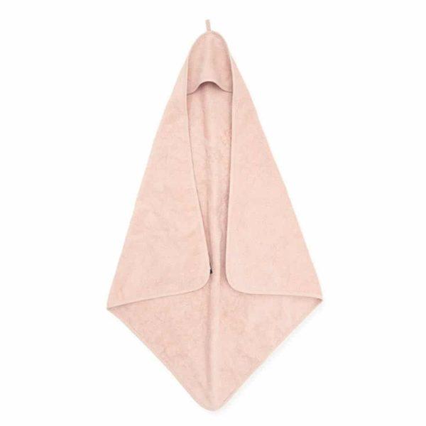 Cape de bain éponge Pale Pink - Jollein
