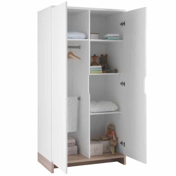 armoire en bois 2 portes lilo – galipette (3)