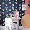 Papier peint Panthera Dark - Studio Ditte