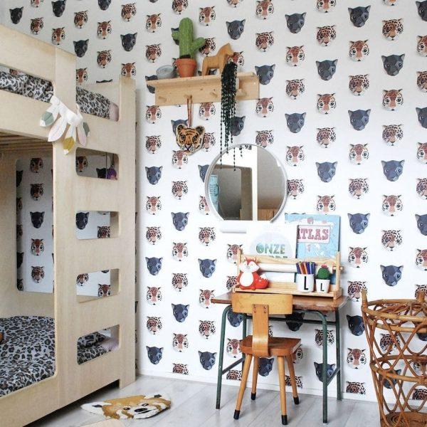 Papier peint Panthera - Studio Ditte