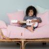 Guitare en Bois Adventure Pink - Little Dutch