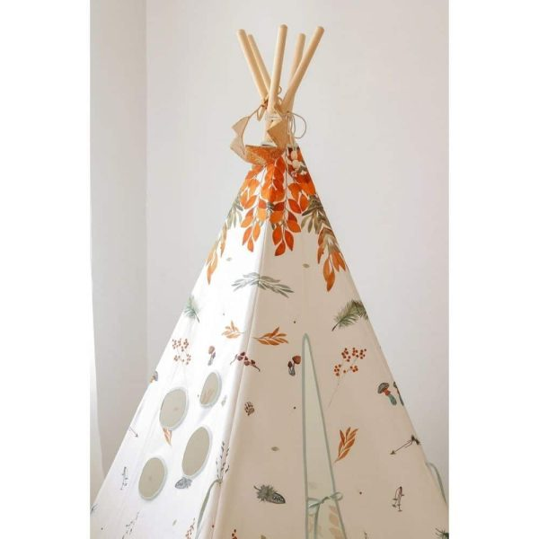 Tipi Forest Friends
