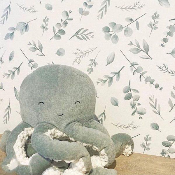 Papier peint Nature Feuillages - Lilipinso