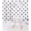 Papier peint Ours Noir & Blanc - Lilipinso