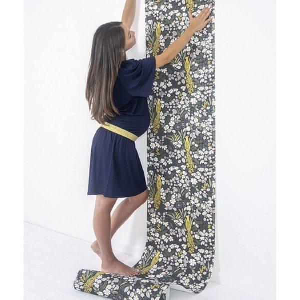 Papier peint Fleurs & Paons - Lilipinso