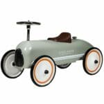 Porteur voiture Retro Roller Olive - Little Dutch