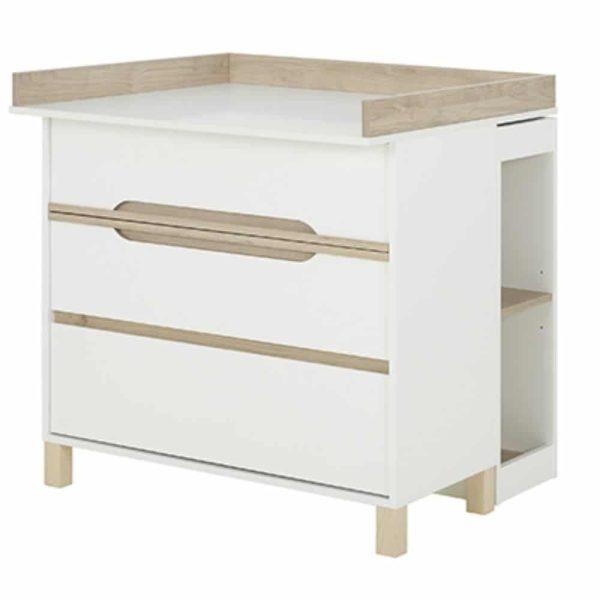 Commode en bois 3 tiroirs Céleste – Galipette