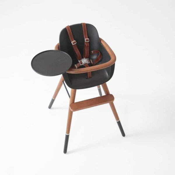 chaise haute ovo luxe city anthracite micuna (4)