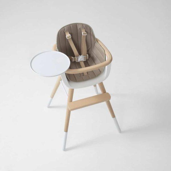 chaise haute ovo luxe one blanche micuna (4)