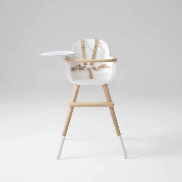 chaise haute ovo luxe one blanche micuna (7)