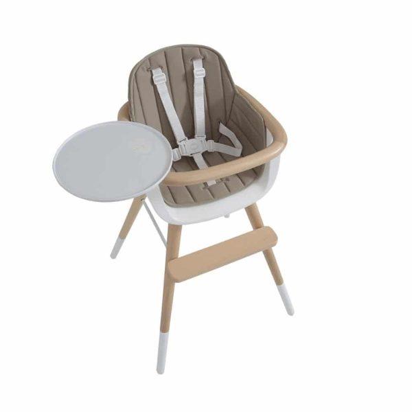 chaise haute ovo plus one blanche micuna (4)