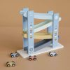 circuit rampe en bois blue cars little dutch (4)