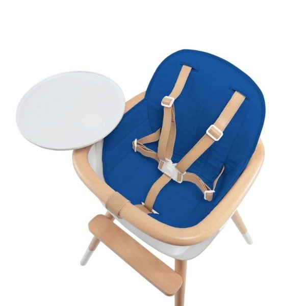 coussin chaise haute ovo bleu micuna (2)