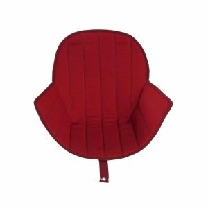 coussin chaise haute ovo rouge micuna (1)