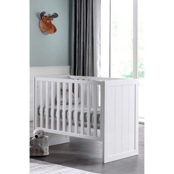 lit bébé erik 60 x 120 cm blanc – vipack (2)