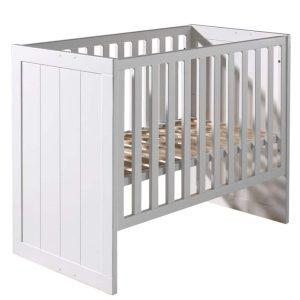 lit bébé erik 60 x 120 cm blanc – vipack (3)