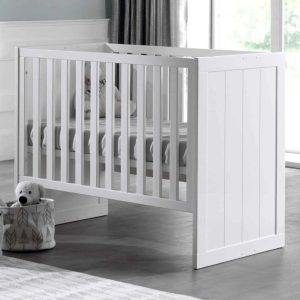 lit bébé erik 60 x 120 cm blanc – vipack