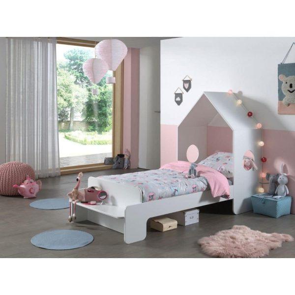 lit cabane casami 90 x 200 cm blanc – vipack (4)