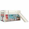 lit cabane toboggan pino 90 x 200 cm blanc – vipack (4)