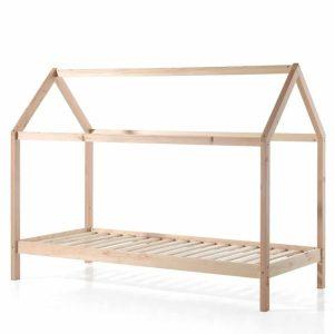 lit cabane en bois dallas 90 x 200 cm – vipack (1)