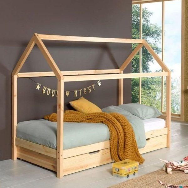 lit cabane en bois dallas 90 x 200 cm – vipack (5)