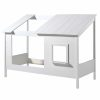 lit cabane en bois housebed 90 x 200 cm vipack (7)