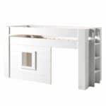 lit cabane mi hauteur noah 90 x 200 cm blanc – vipack (9)