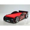 lit enfant voiture de course noir & rouge (4)