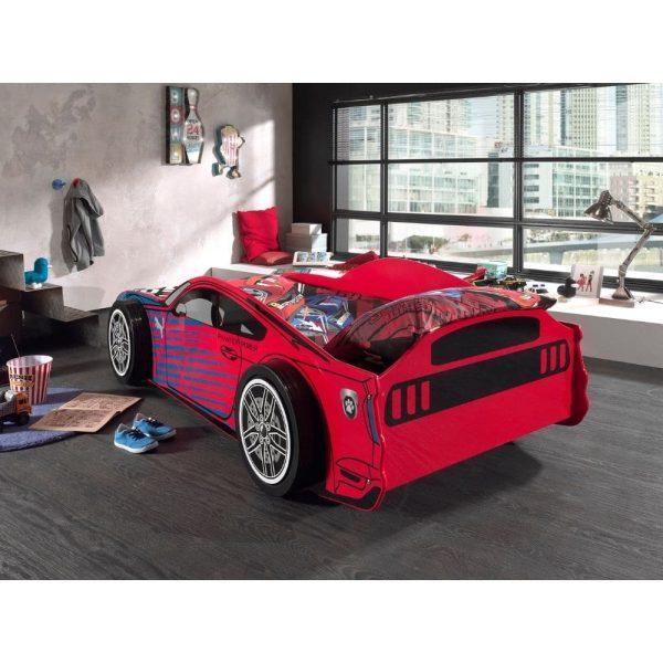 lit enfant voiture de course panther power bed rouge – vipack (2)