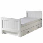 lit enfant en bois lewis 90 x 200 cm blanc vipack (10)