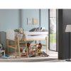 lit mezzanine kiddy 90 x 200 cm blanc & bois – vipack (4)