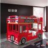 lit superposé london bus 90 x 200 cm rouge vipack (2)