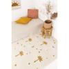tapis petits palmiers miel - nattiot