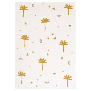 tapis enfant motif palmiers