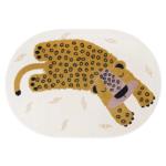tapis enfant petit léopard